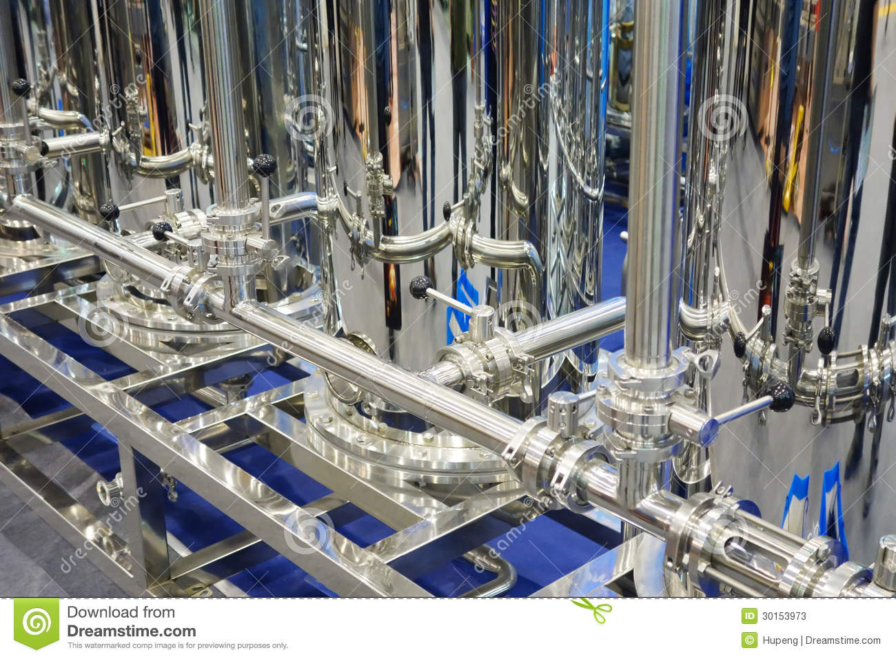 Water Treatment Equipment Stock Photos Image 30153973