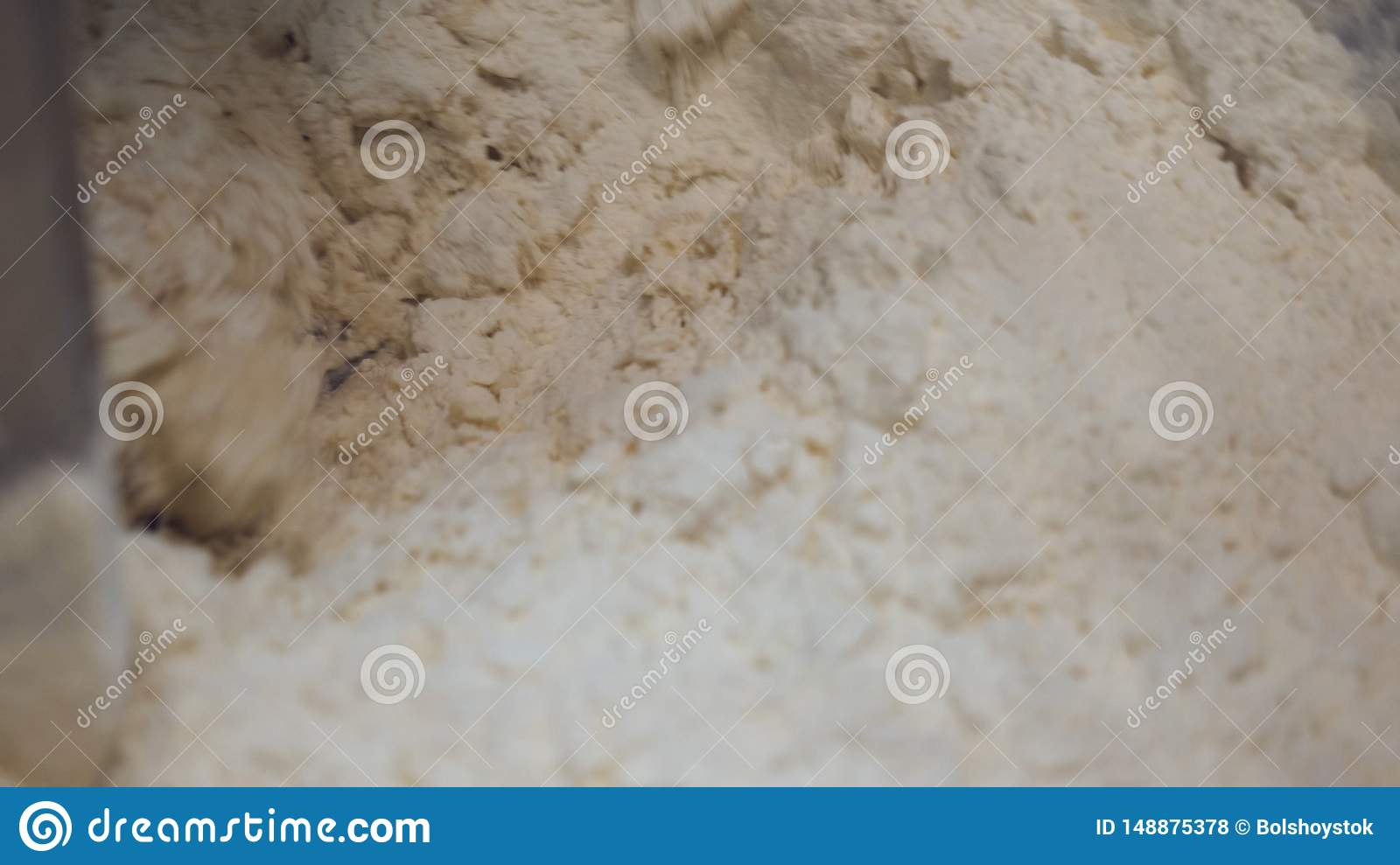 Product industry flour confectionery