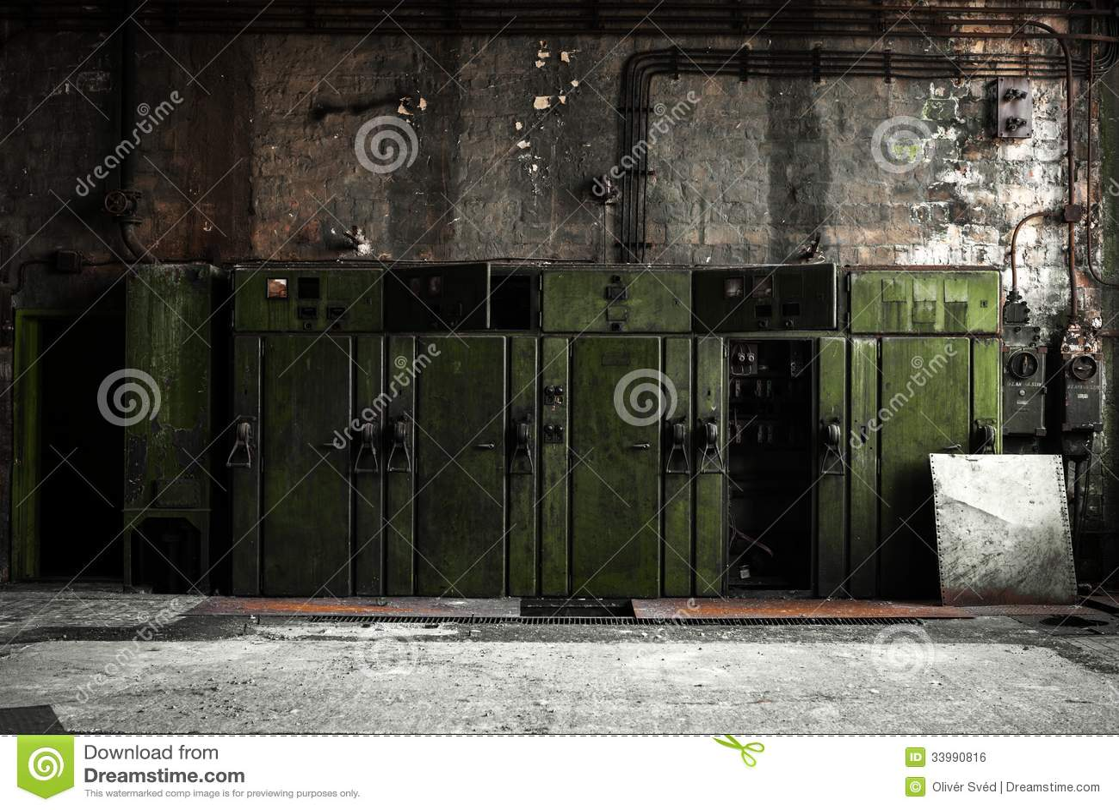 industrial fuse boxes royalty free stock image image. Black Bedroom Furniture Sets. Home Design Ideas