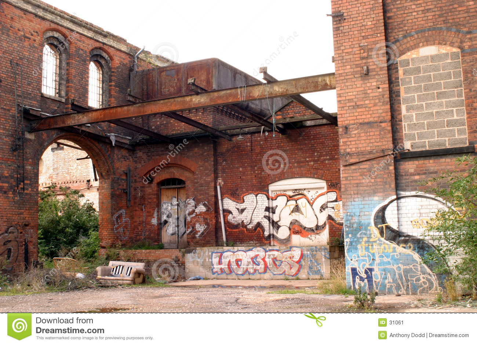 Industrial Gangland