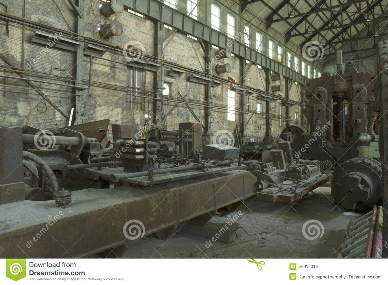 Industrial machinery stock photo. Image of interior, iron ...  Industrial mach...