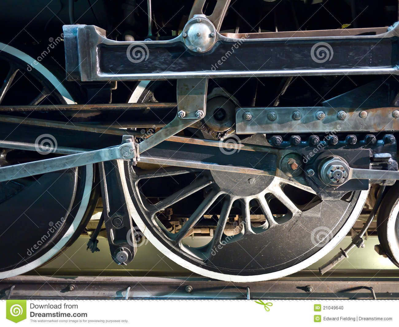 Industrial Power stock photo. Image of wheels, engine ...