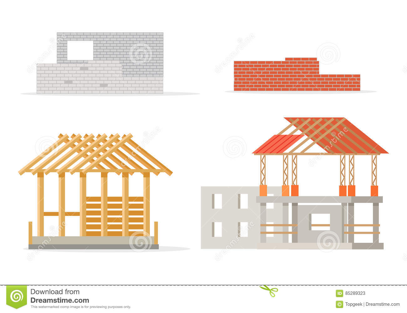 Process to building a house khafre Home building process