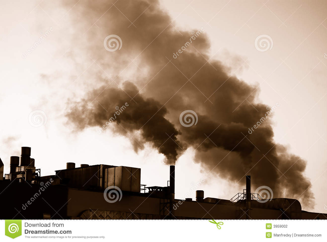 Industrial Revolution Stock Photography - Image: 3959002
