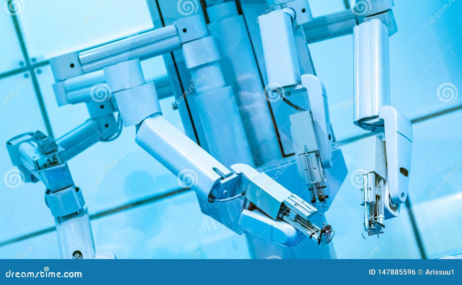 Industrial Robot Hand Mechanism Technology