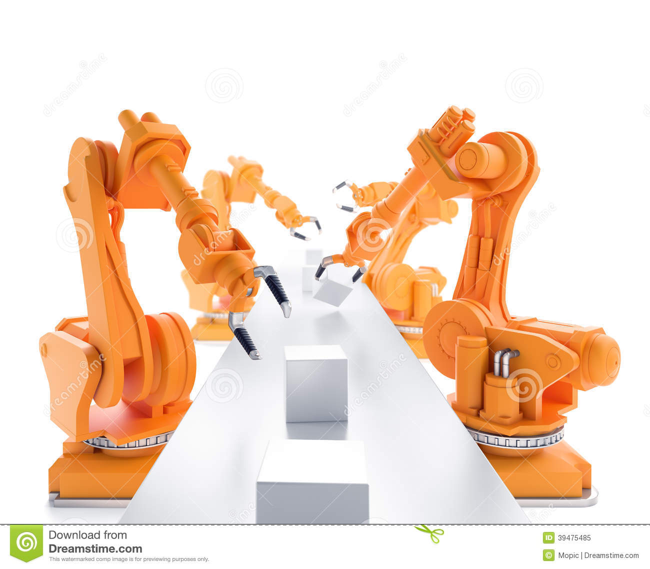 mechanical engineering robots