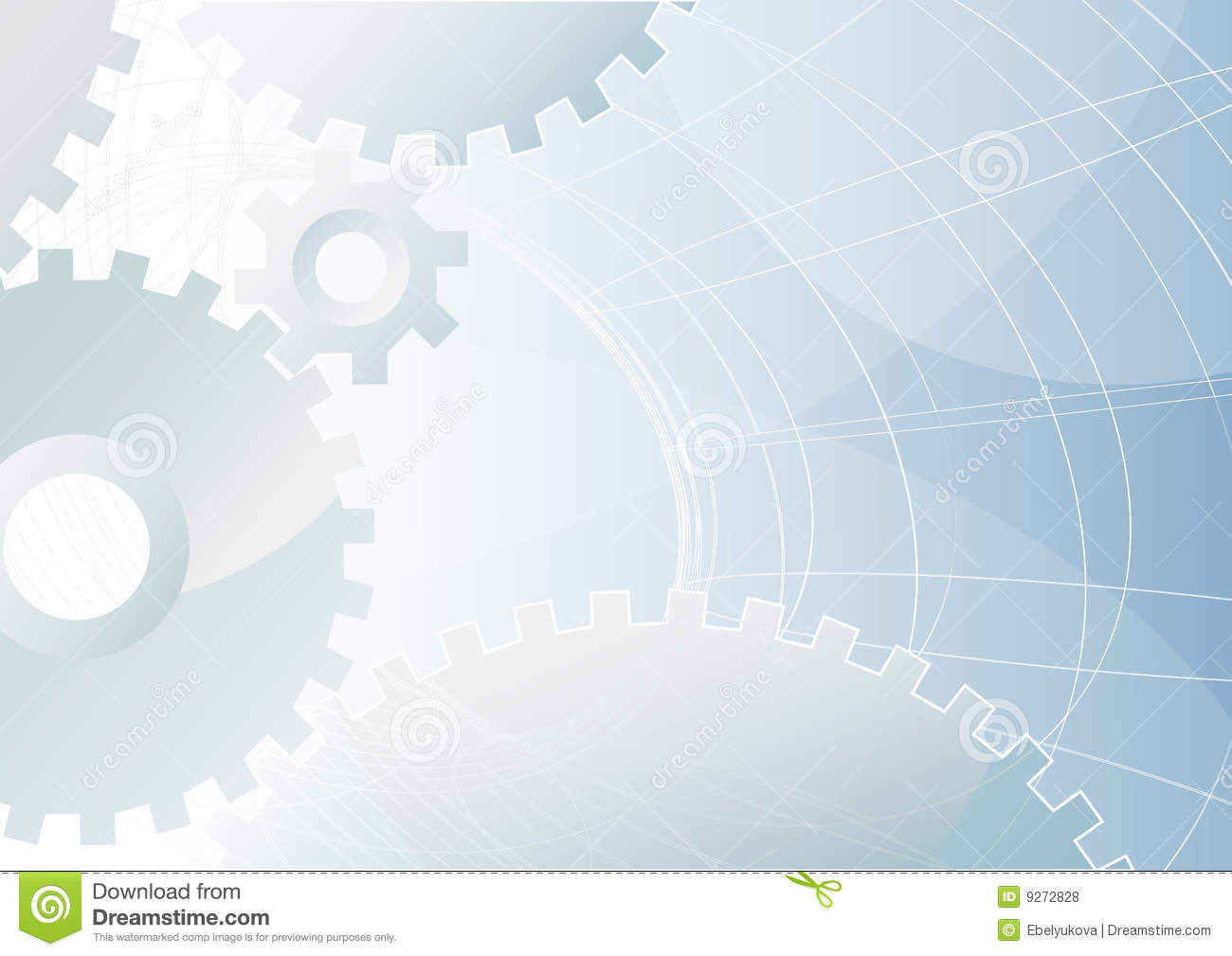 Industrial Technology Background Royalty Free Stock Photos