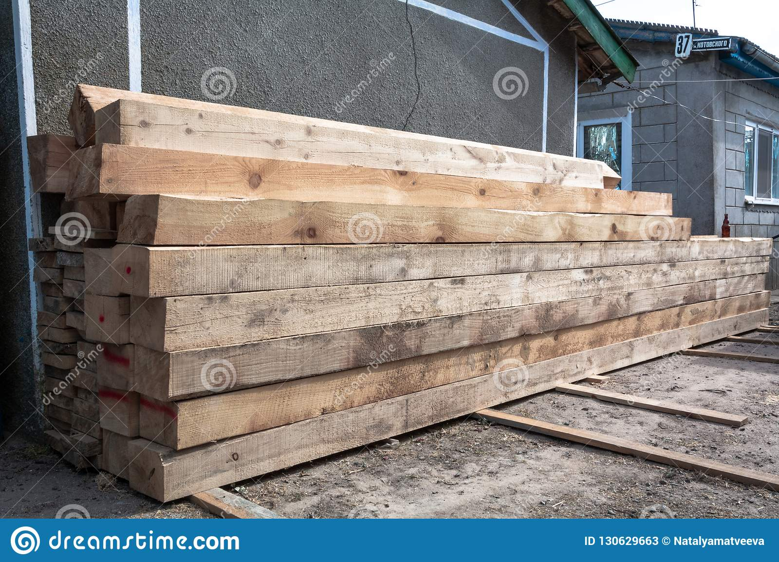 Industrial Timber Building Materials For Carpentry