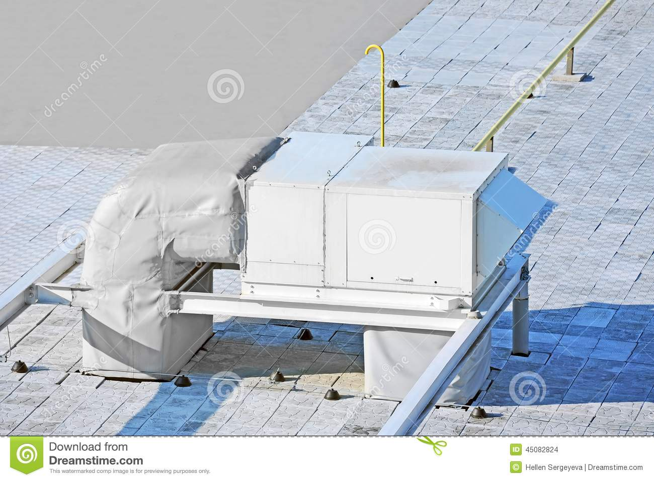 Industrial Ventilation System Stock Photo Image: 45082824 #81A229