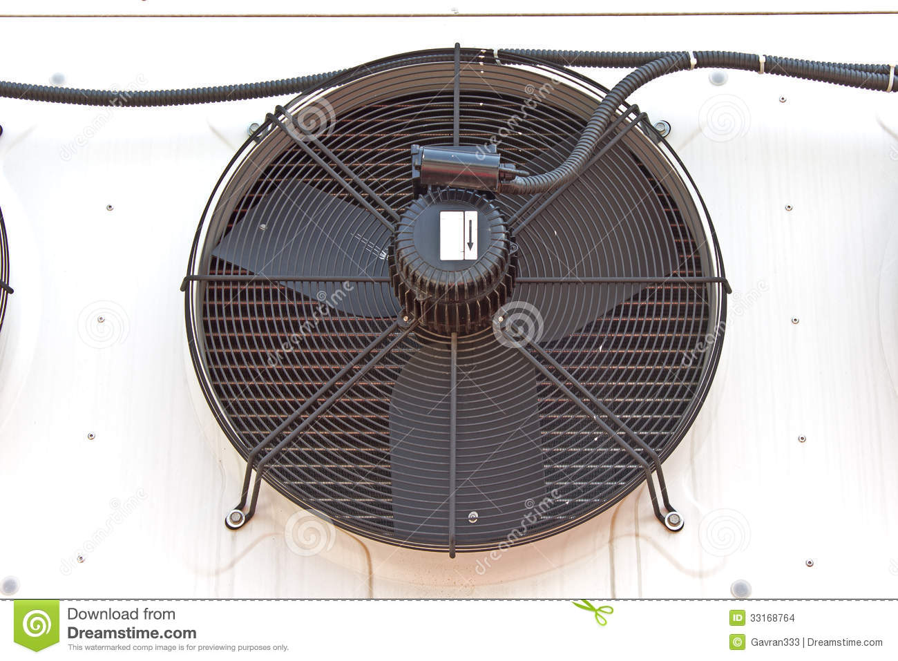 Industrial Ventilator Fan Stock Images Image: 33168764 #896A42
