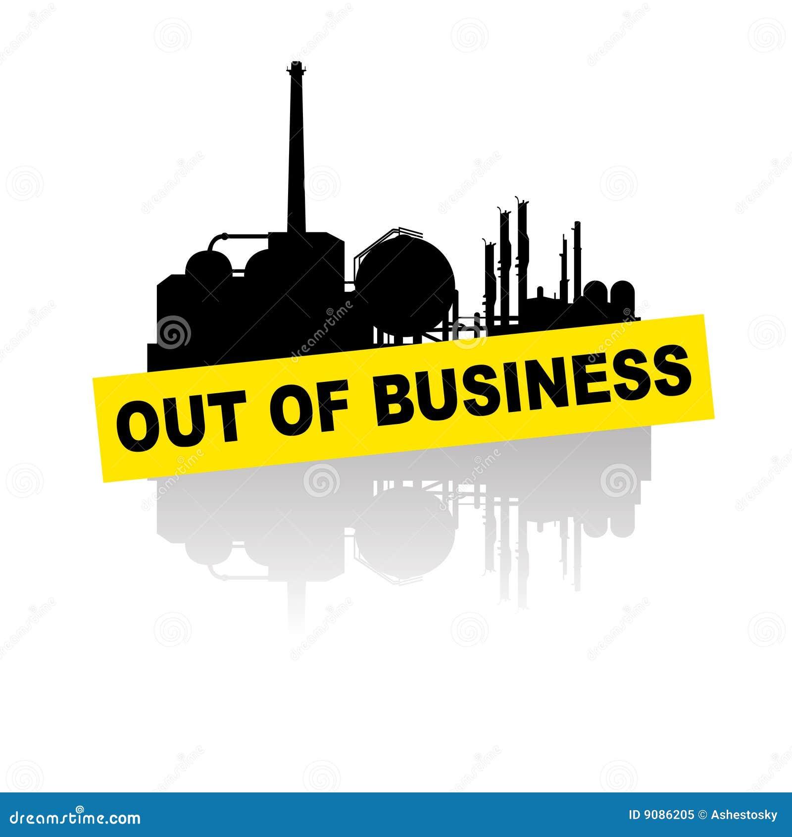 Industrie aus Geschäft durch Krise heraus