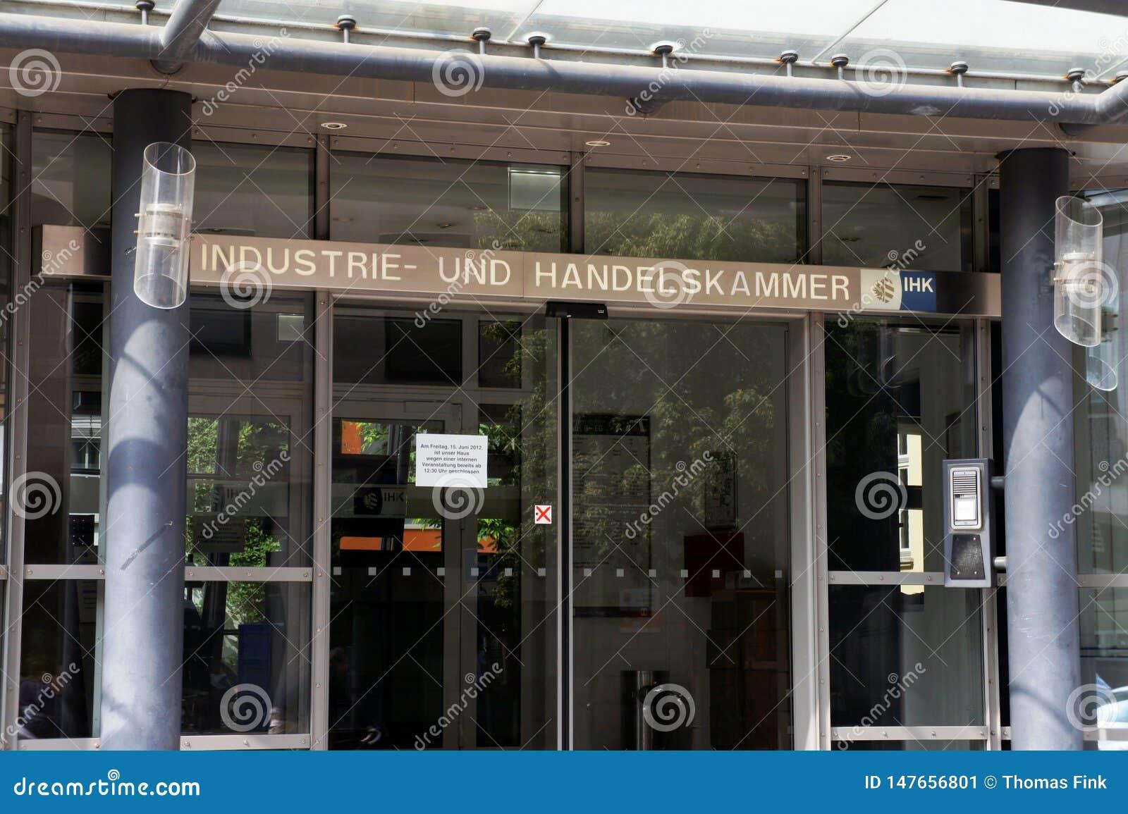 Industrie und Handelskammer στη Νυρεμβέργη