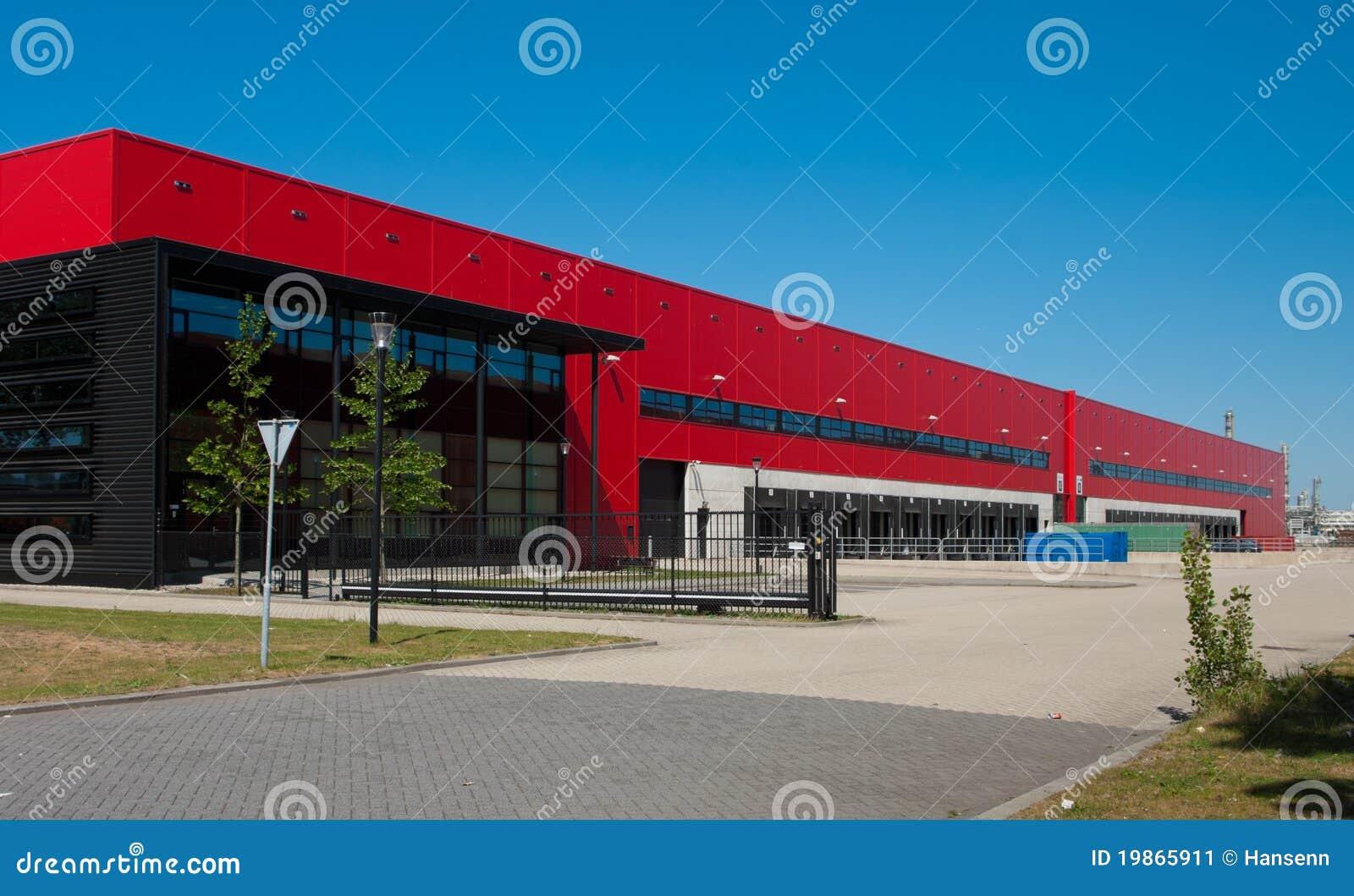 Industrieel pakhuis