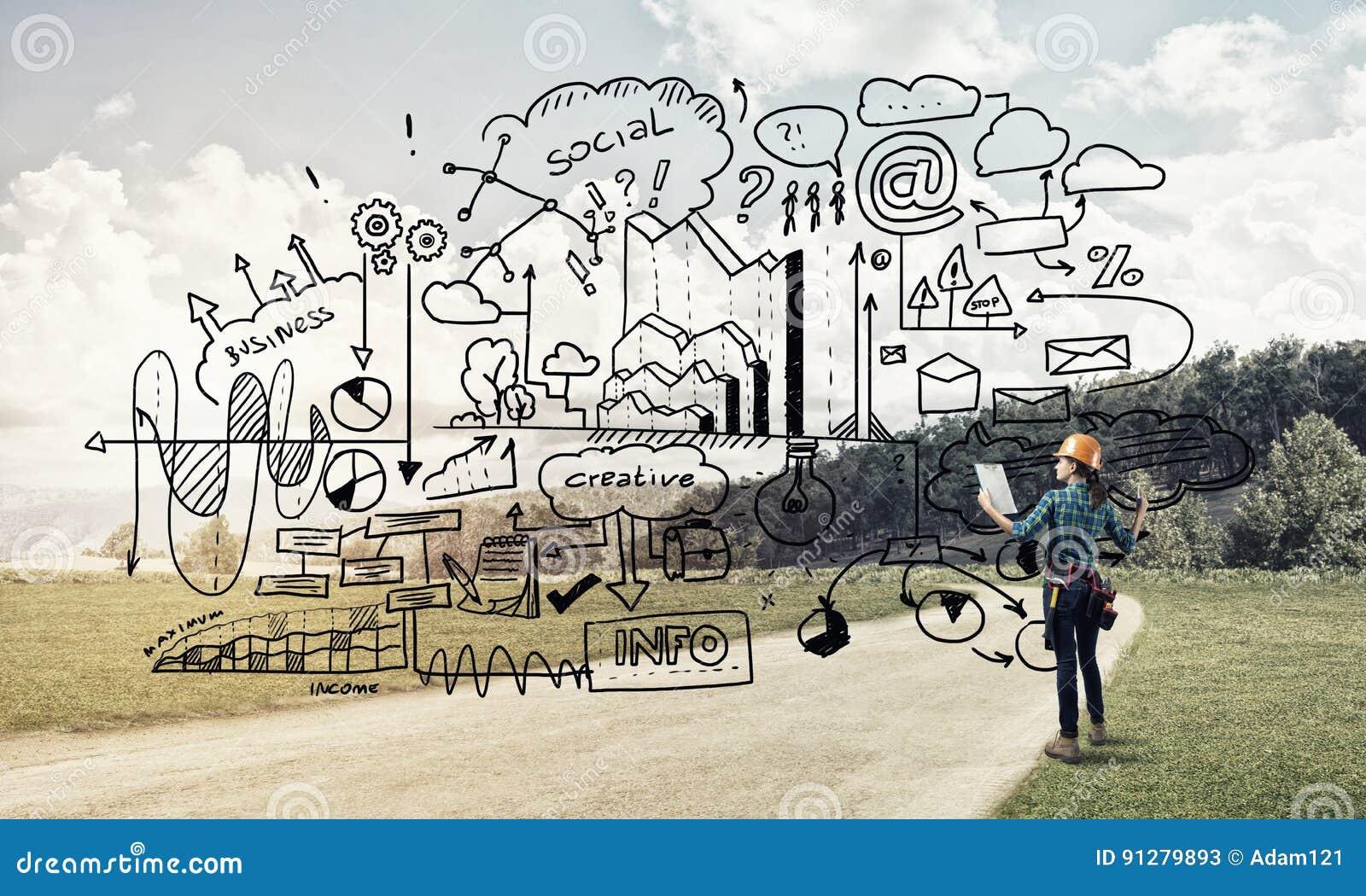 Industriell konstruktion och underhåll