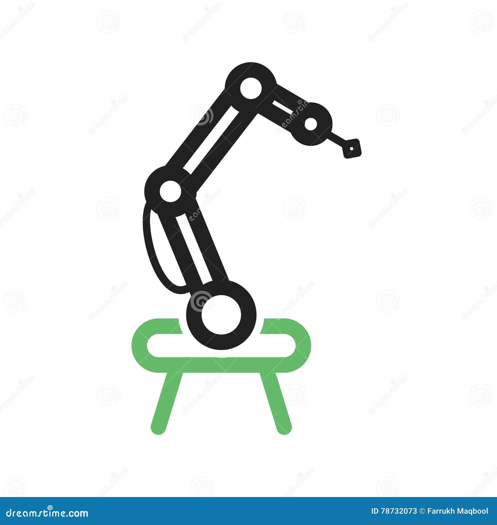 Industriell robot II