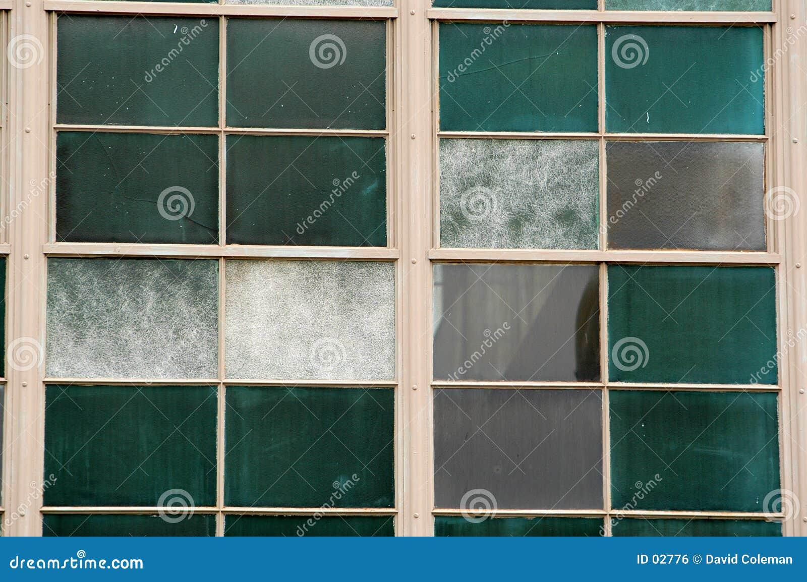 Industriella fönster