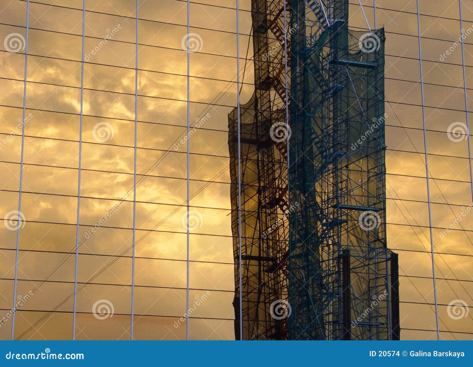 Industrielle Reflexion