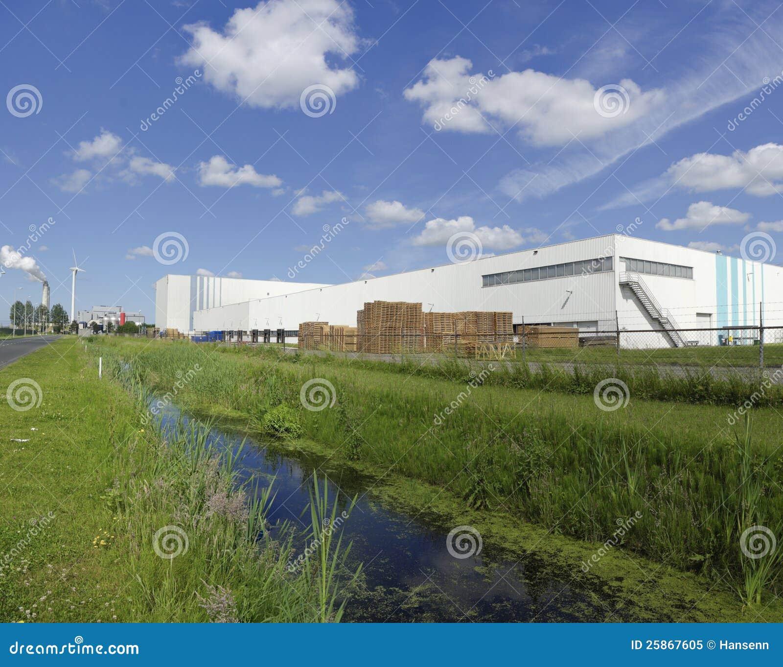 Industrielles Lager