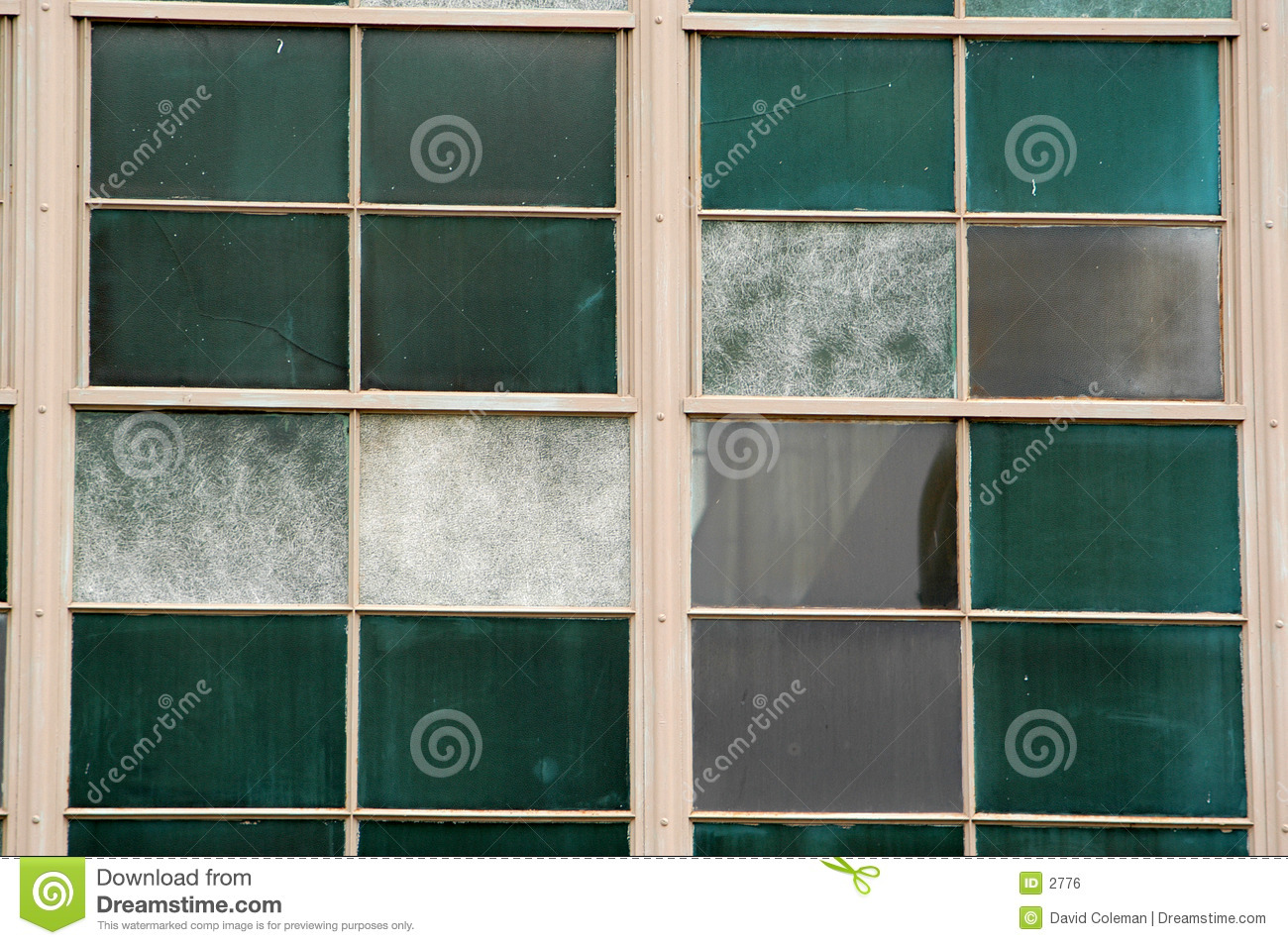 Industrielles Windows