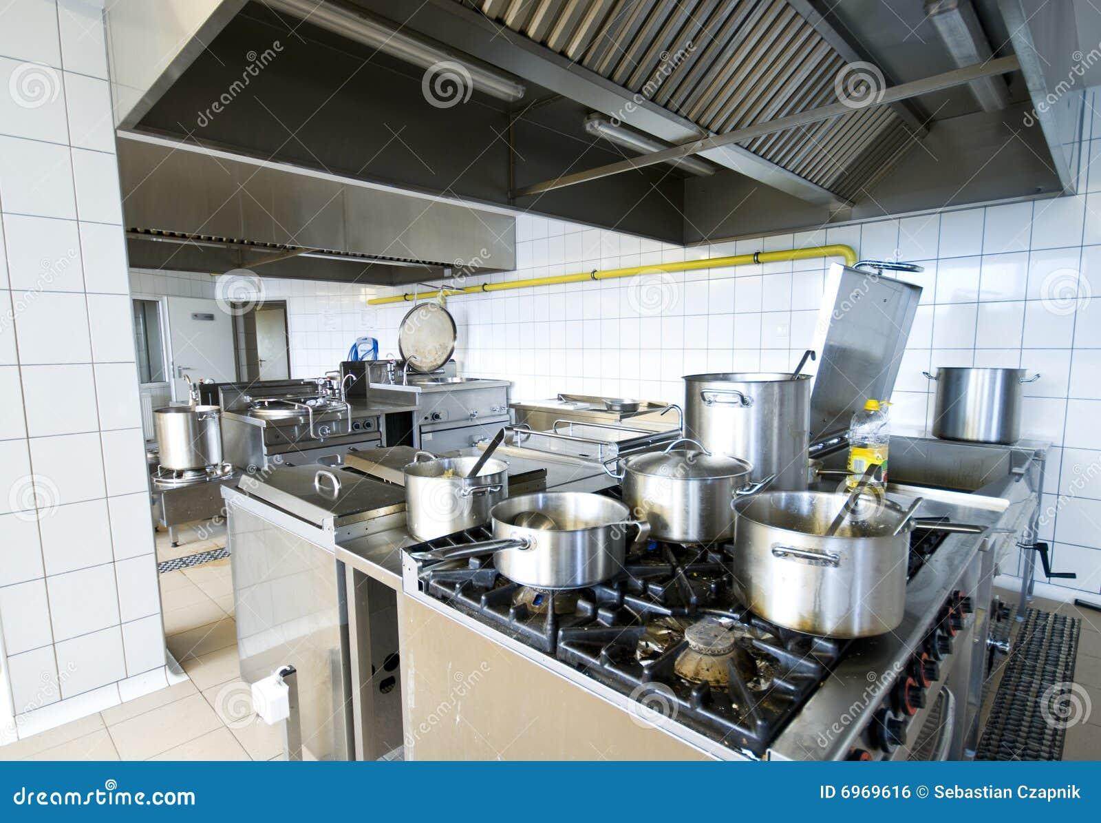 Industriellt kök