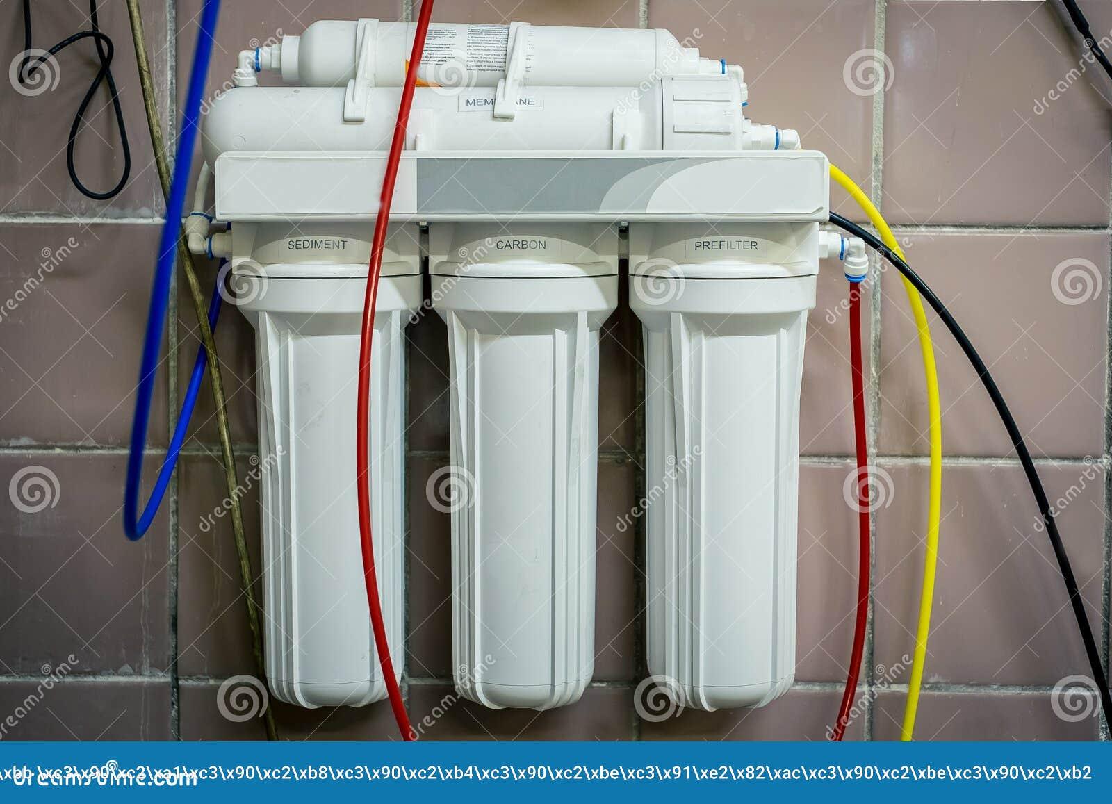 Industriellt vattenfilter