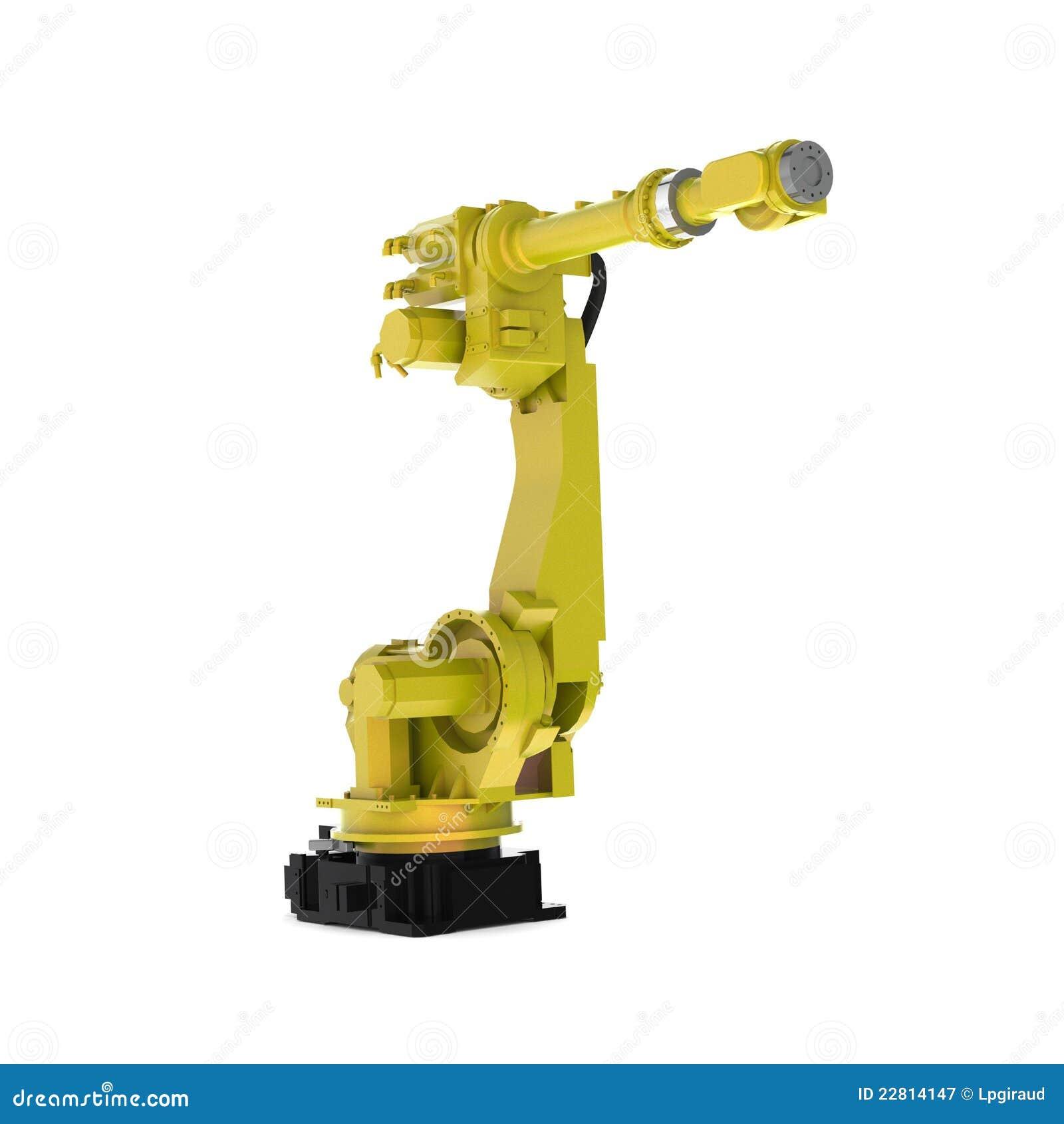 Industrirobotics
