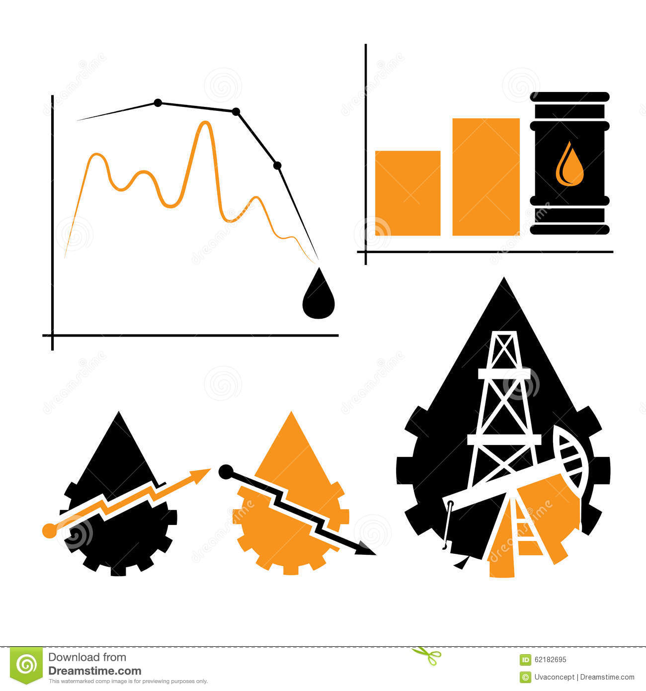 rise and fall of oil prices Why crude oil prices keep falling and falling, in one simple chart  i've written a longer explainer of the rise and fall of oil prices,.