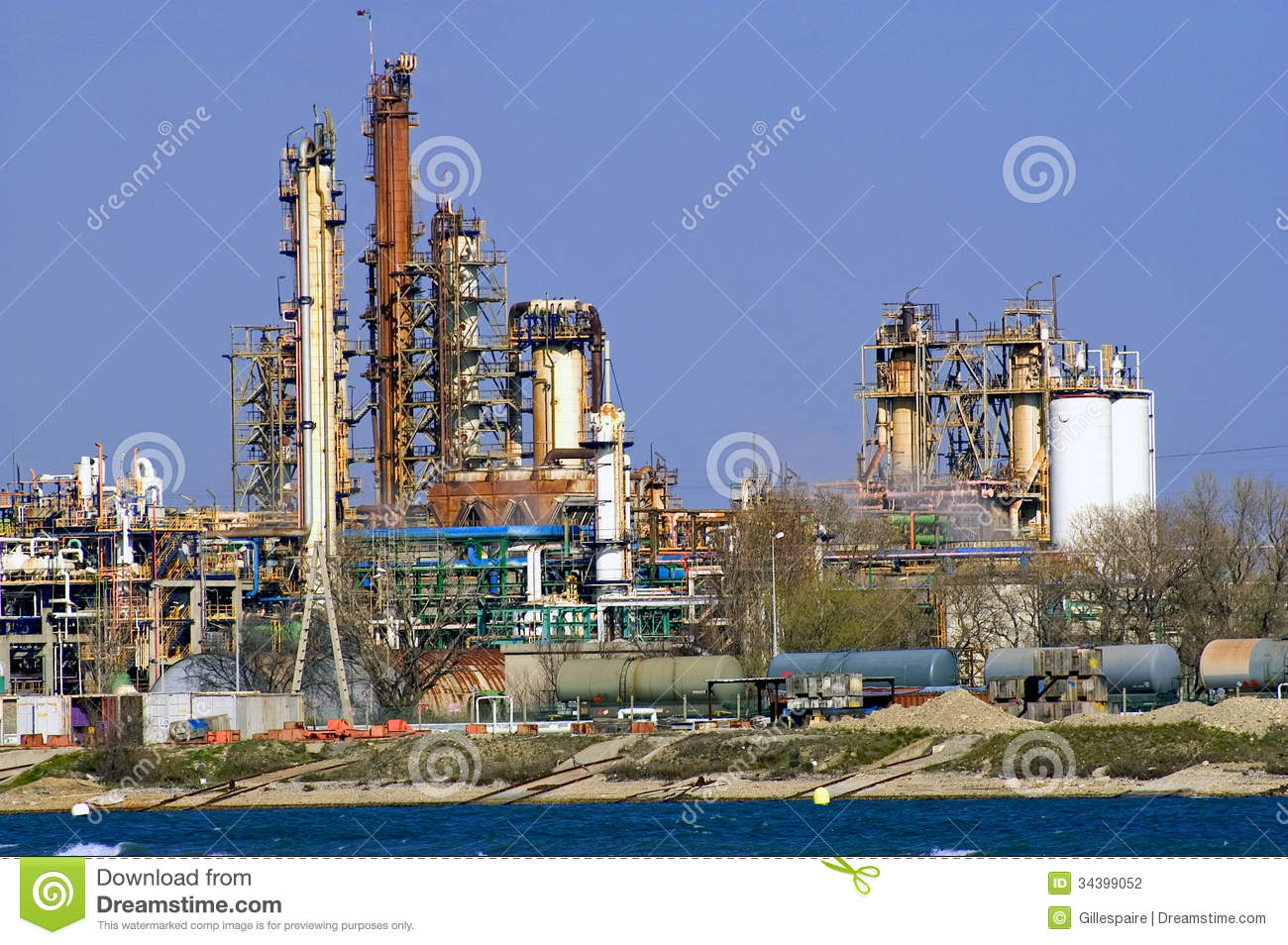 Industry Stock Photography - Image: 34399052