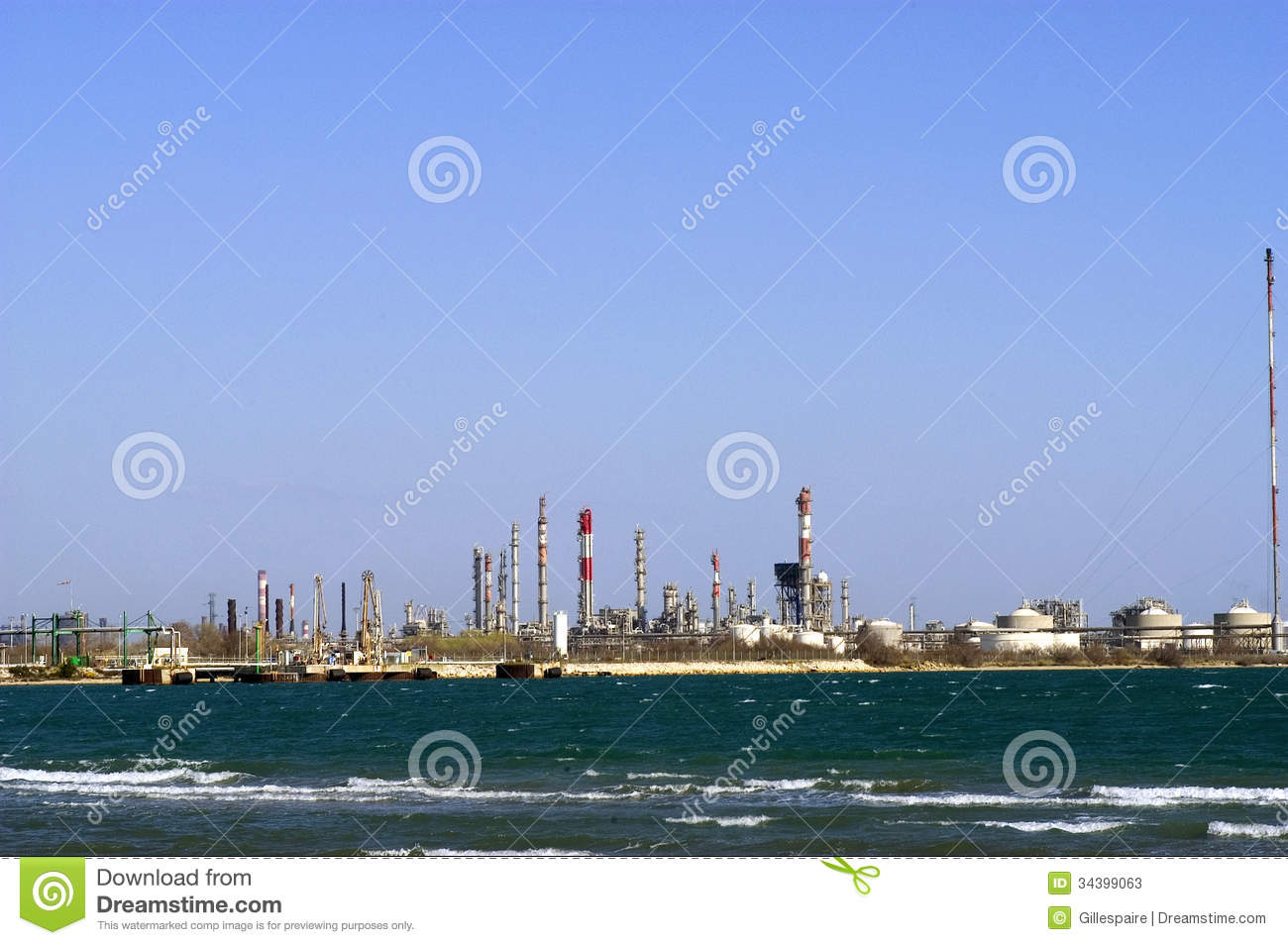Industry Stock Photos - Image: 34399063