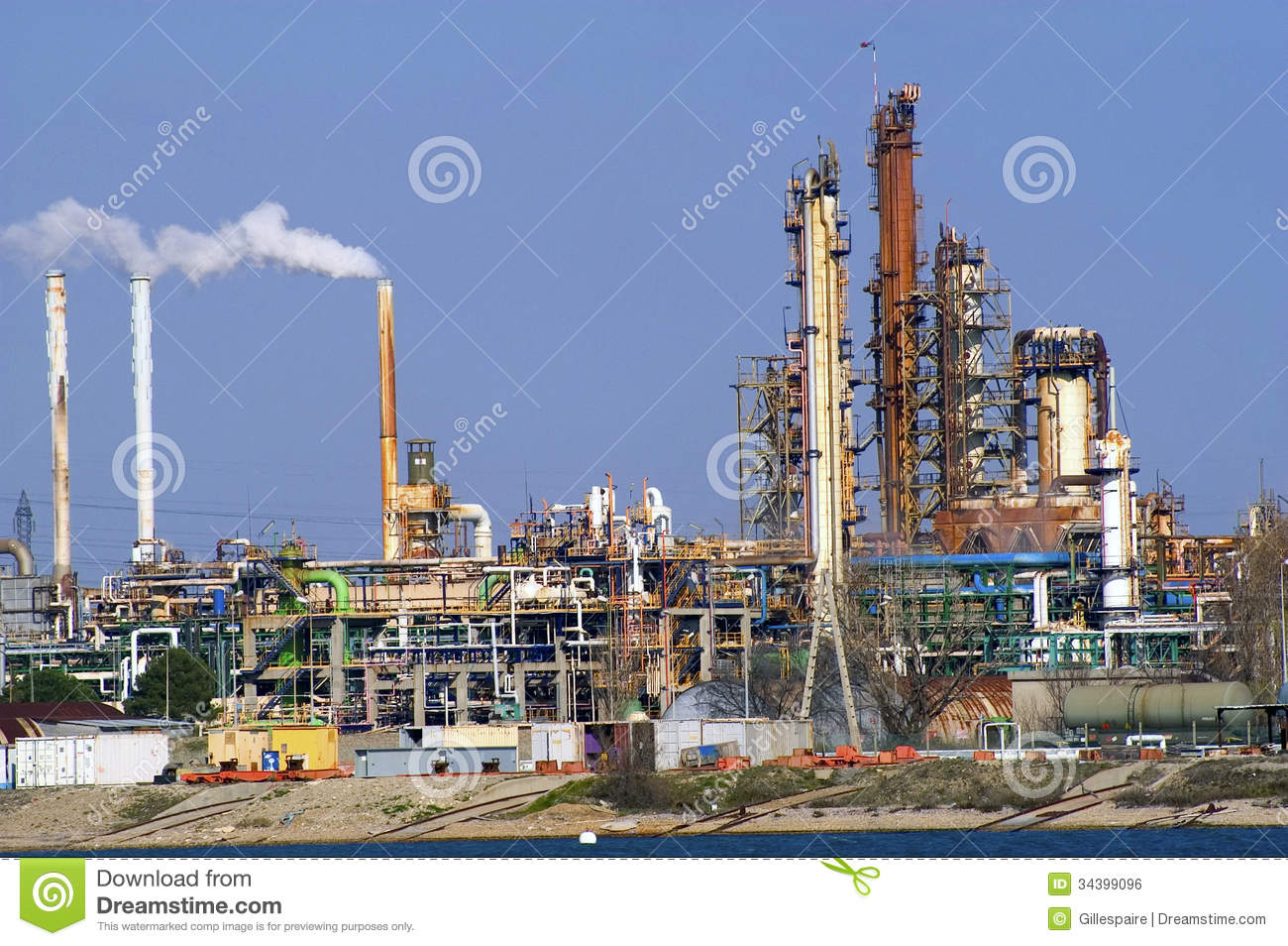 Industry Royalty Free Stock Image - Image: 34399096