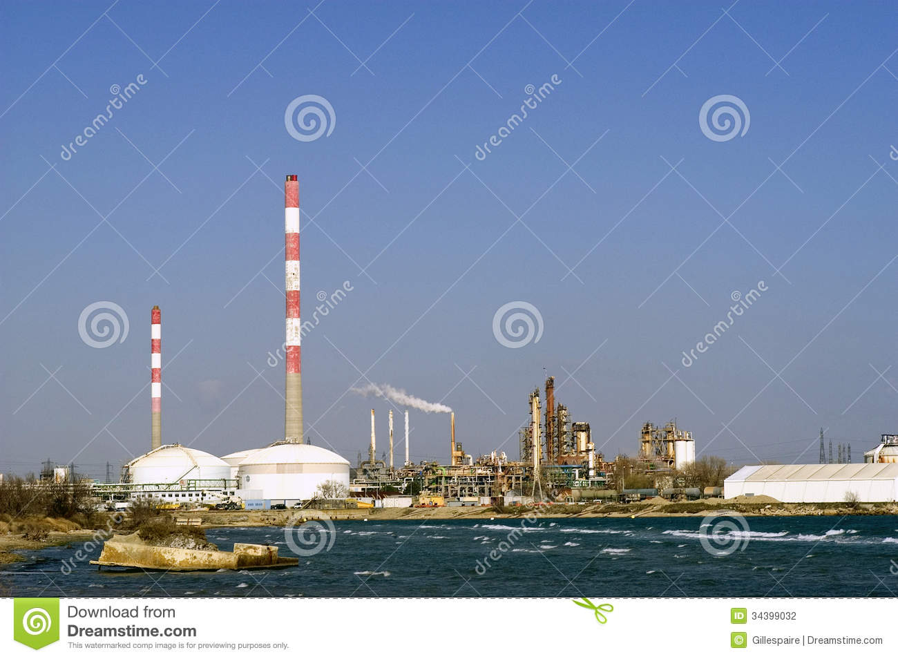 Industry Stock Photography - Image: 34399032