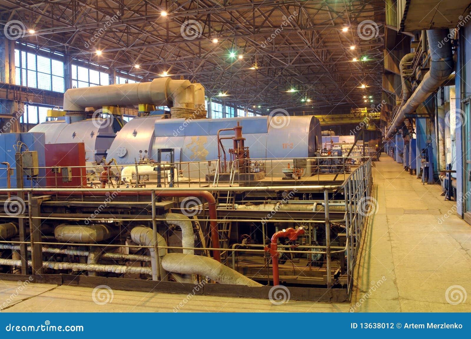 Industry Installations power