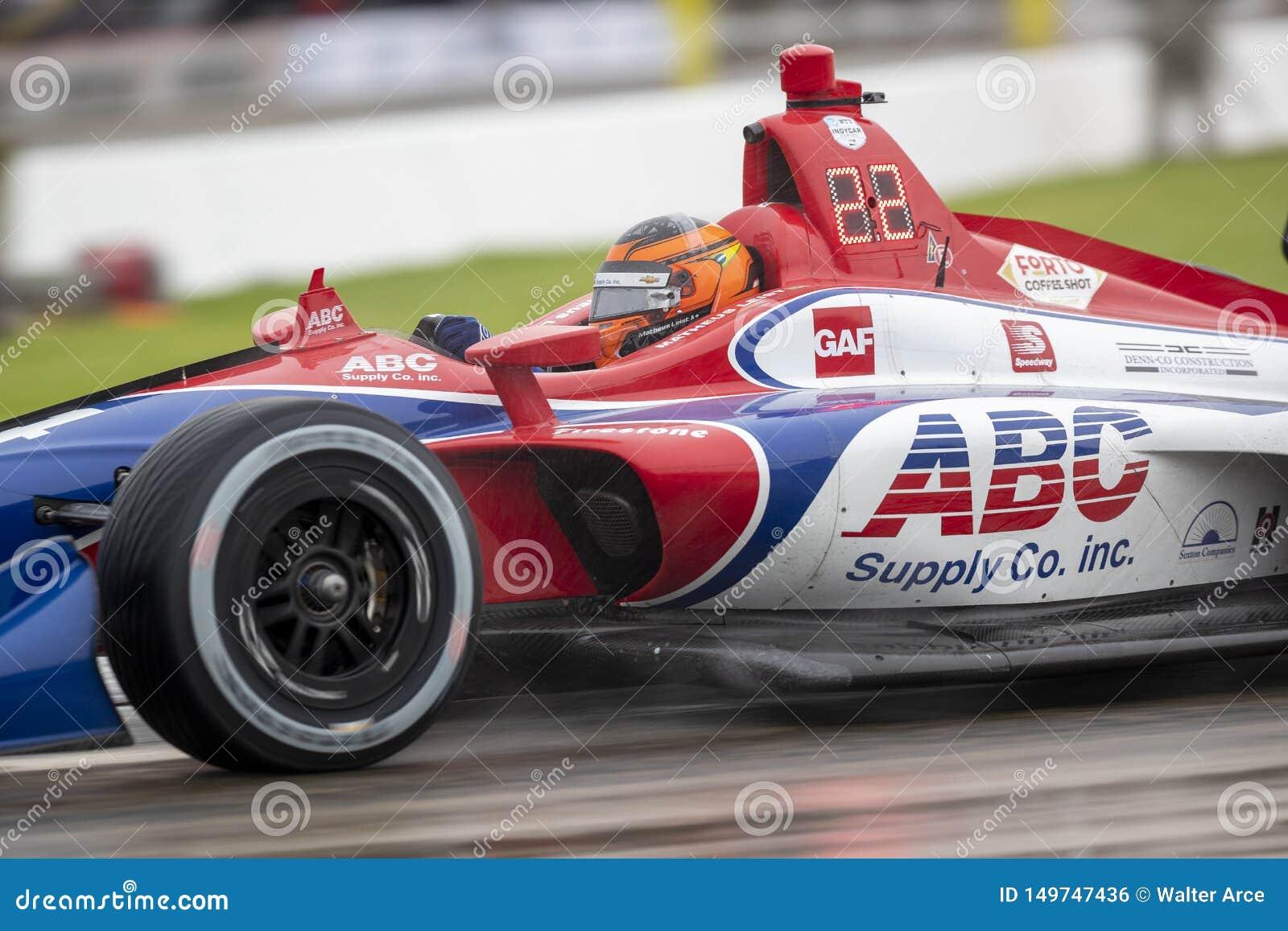 IndyCar: June 01 Detroit Grand Prix