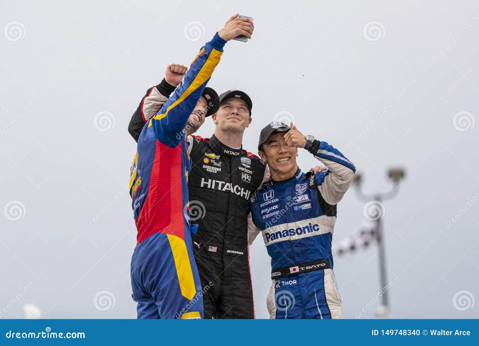 IndyCar: Juni 01 Detroit Grand Prix