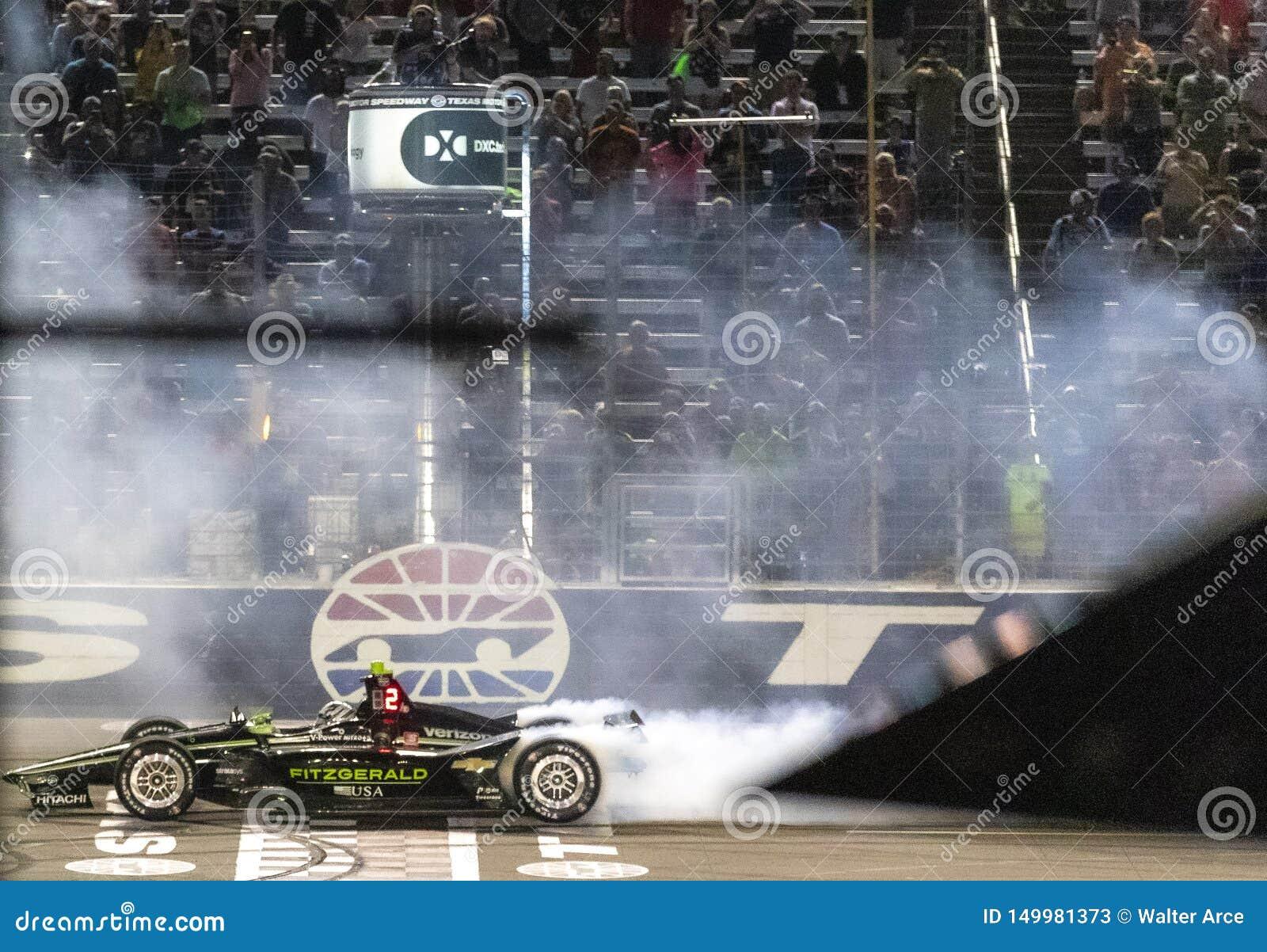 IndyCar: Juni 08 DXC teknologi 600
