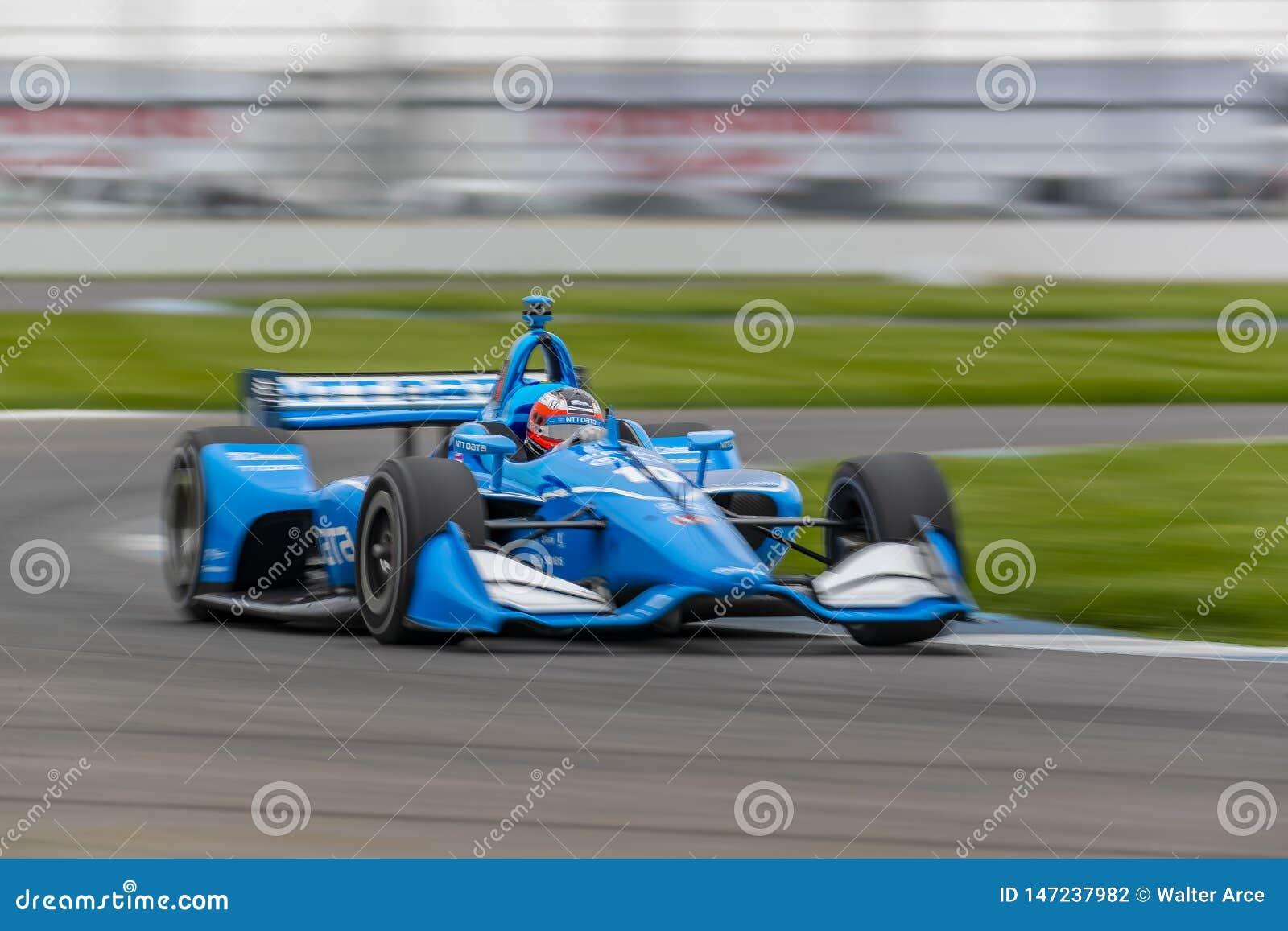 IndyCar: Am 10. Mai IndyCar Grand Prix von Indianapolis