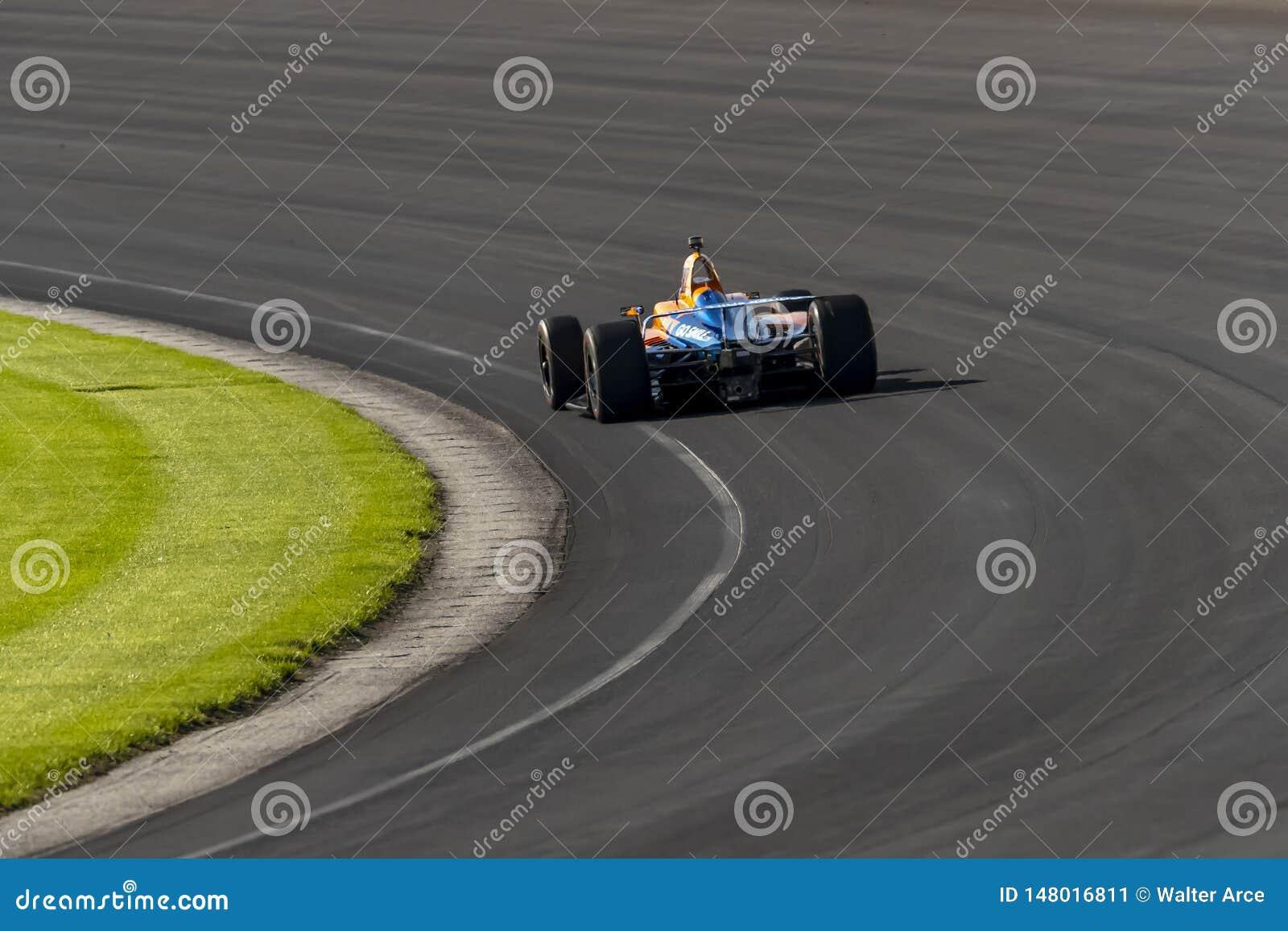 IndyCar: Am 18. Mai Indianapolis 500