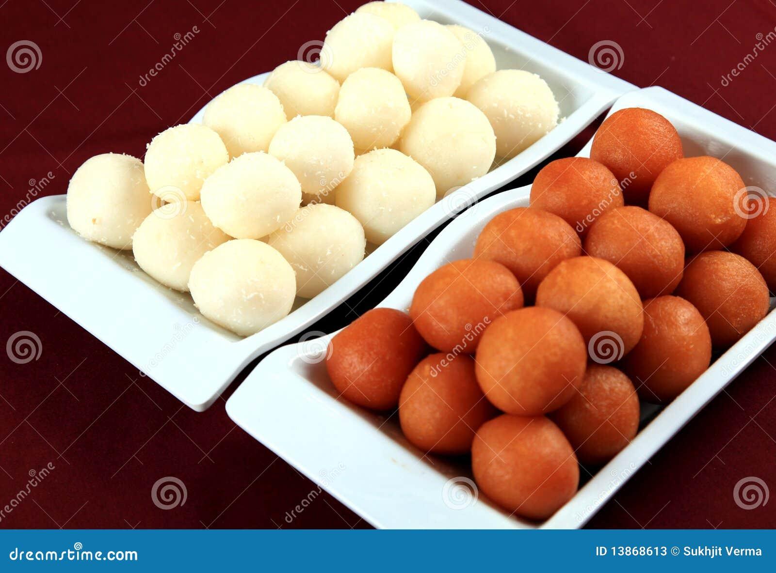 Indyjscy cukierki