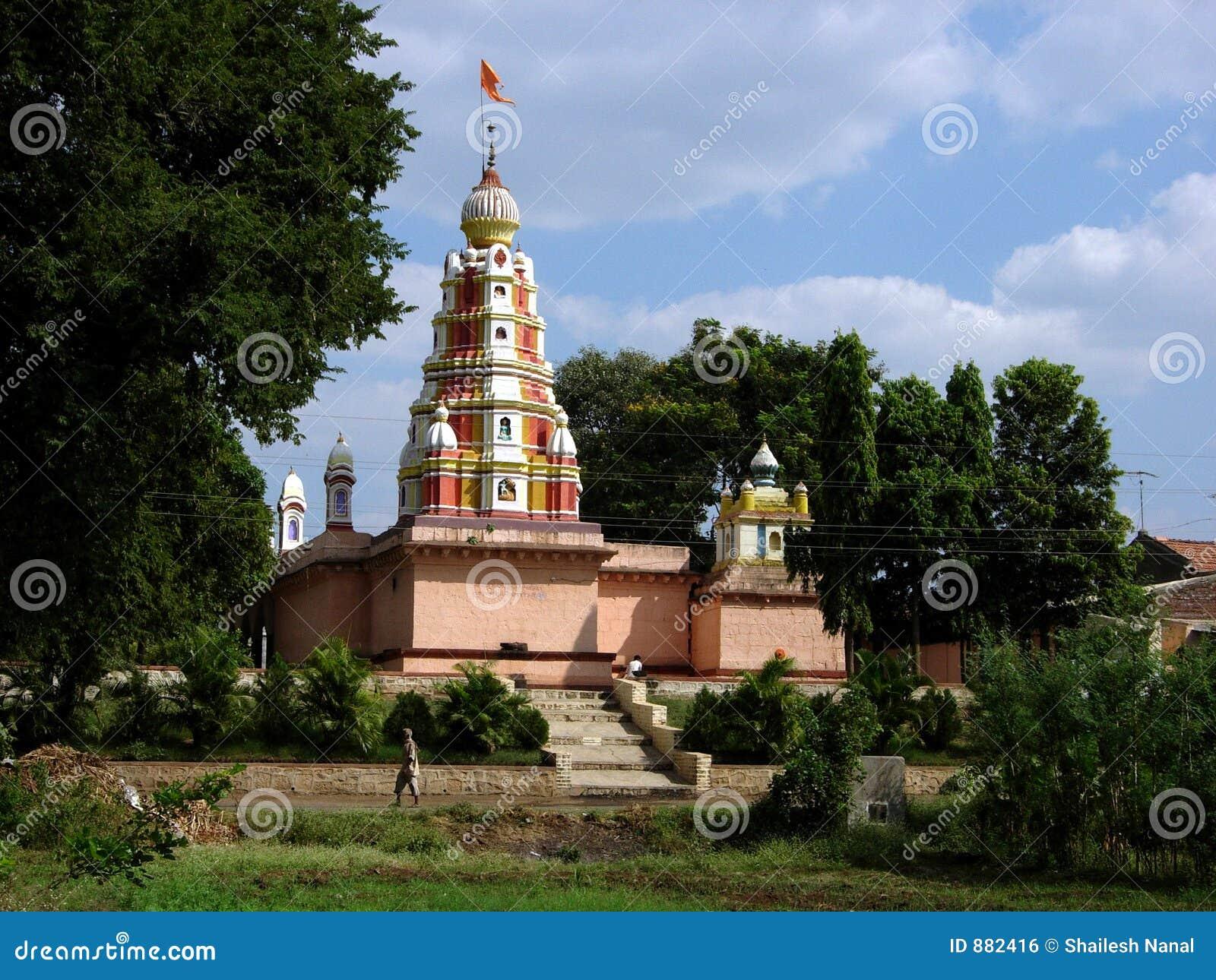 Indyjska świątyni