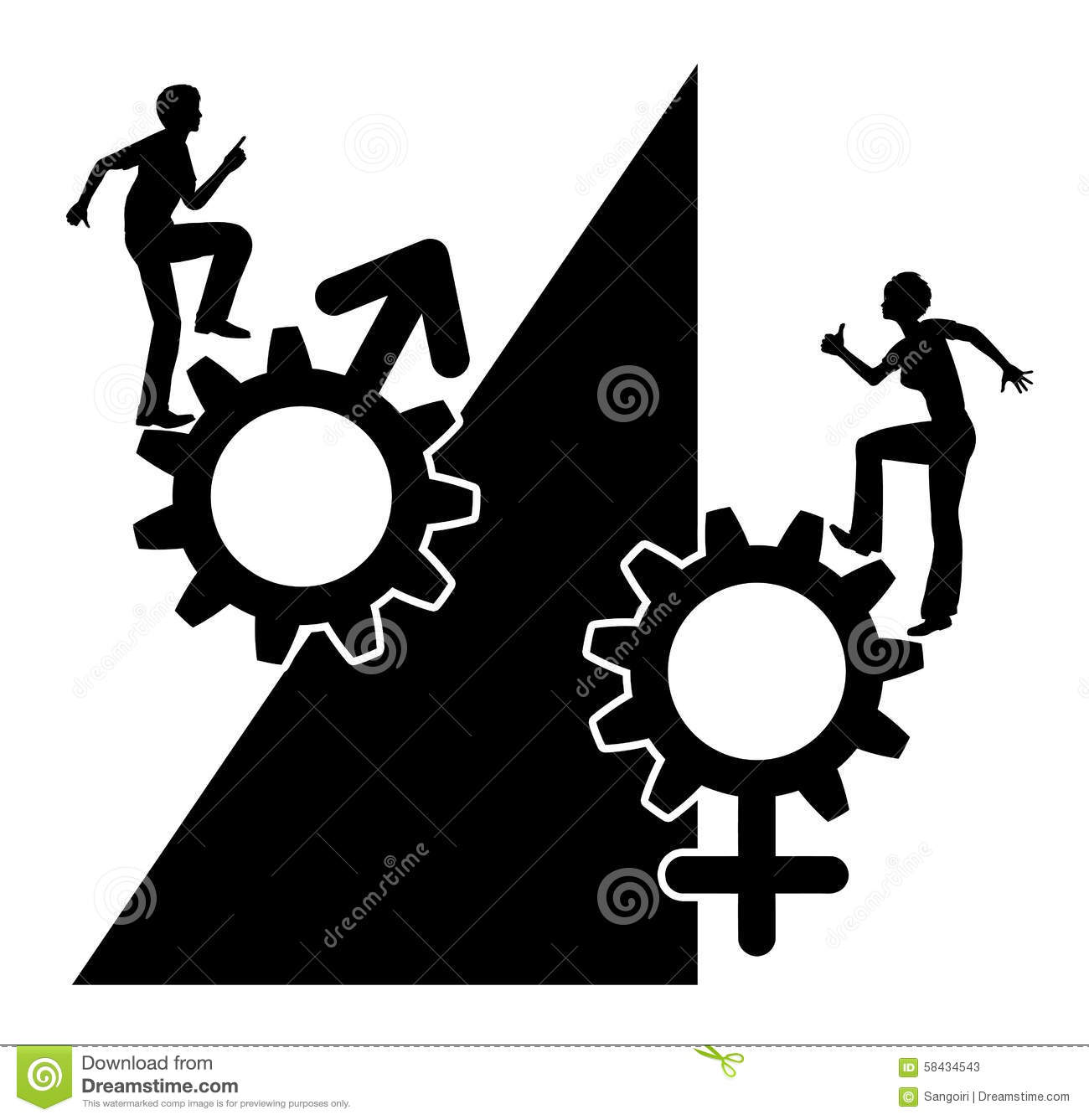 men women unequal pay Equal pay for women on sex resulting in unequal pay for equal work on average, women make 78 women earn less than do men at all.
