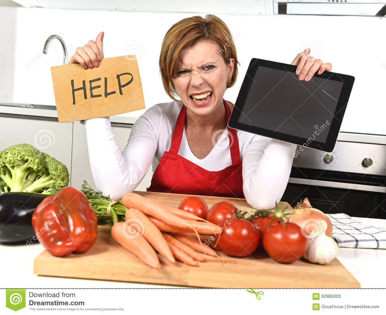 Woman Cooking Clipart Grandma Cooking Royalty Free Stock