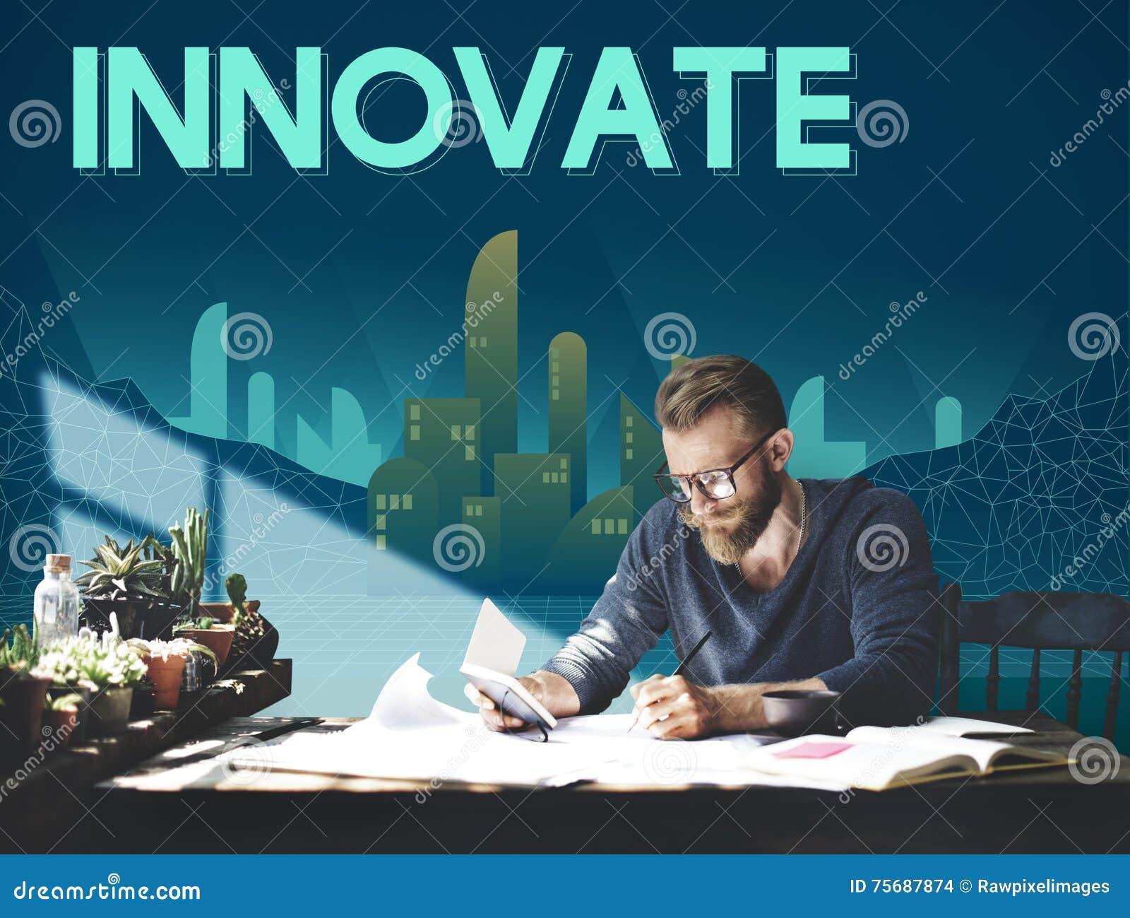 Införa nyheter det innovativa begreppet för arkitekturskyskrapastrukturen