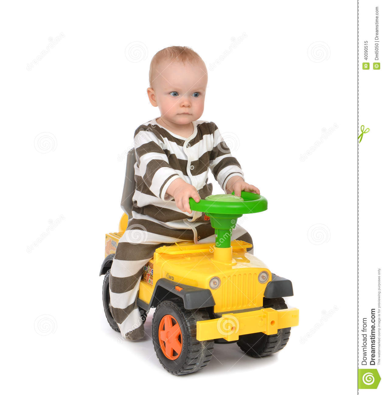 Boy Toddler Toys : Infant child baby boy toddler happy driving big toy car