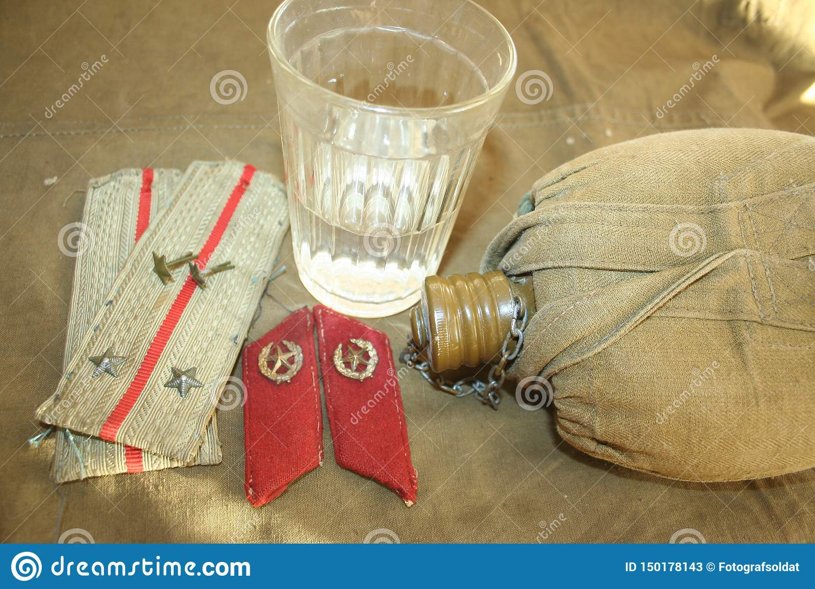 Infanterilöjtnanten tilldelades rangen av den höga löjtnanten