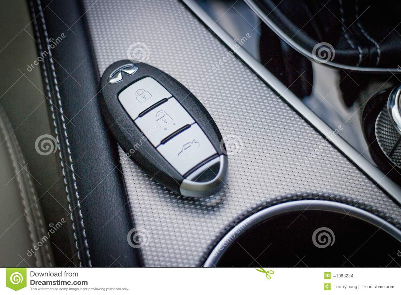 Infiniti Q50 2 0t Car Key Editorial Stock Image Image Of Saloon