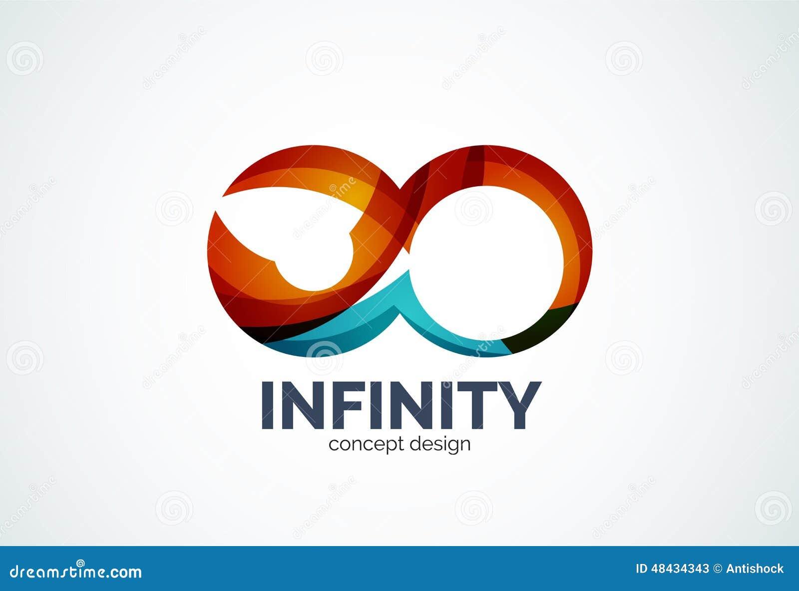 Infinity company logo icon