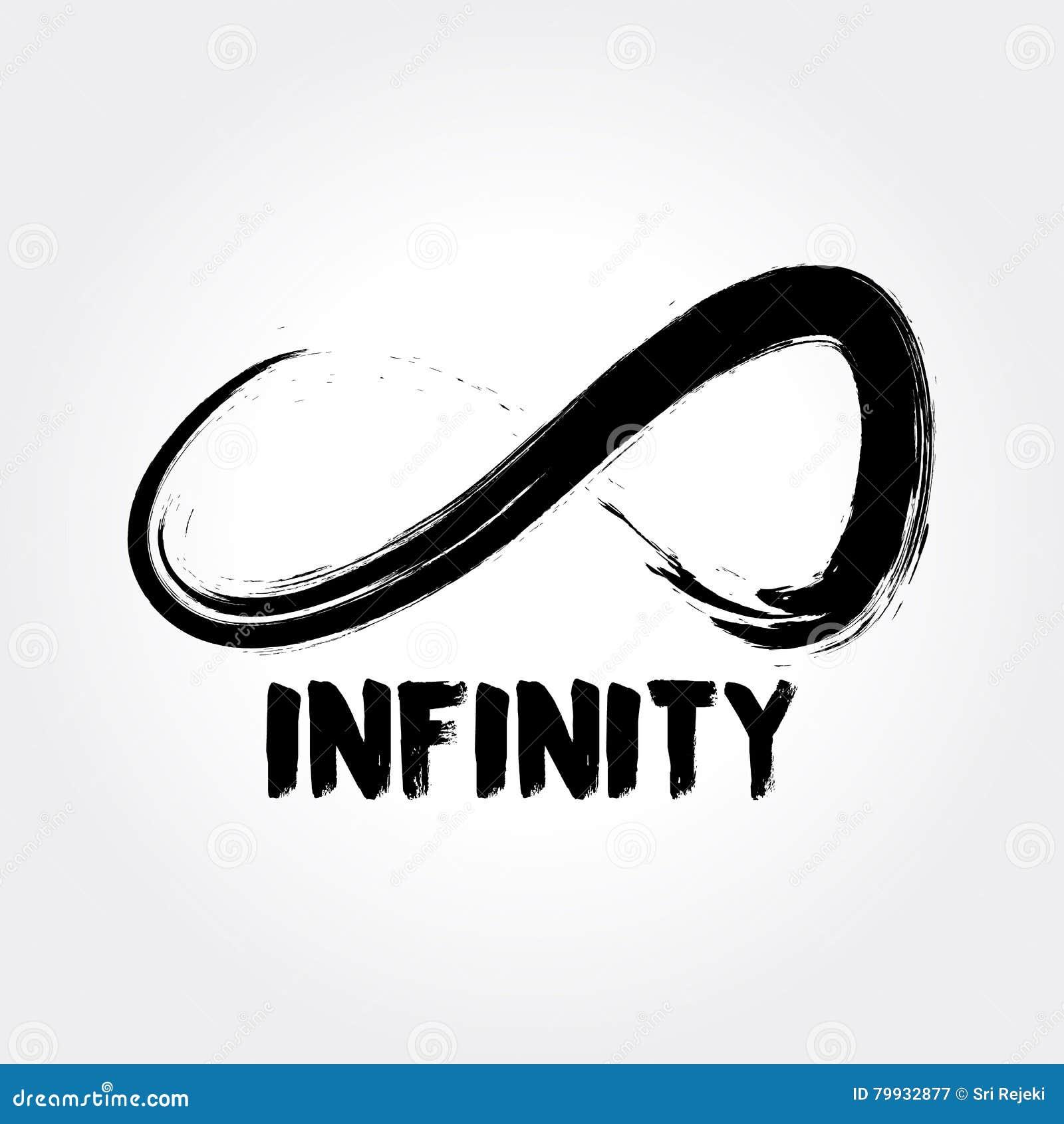 Logo infinity symbol images symbol and sign ideas infinity symbol hand drawn logo concept stock vector infinity symbol hand drawn logo concept doodle background buycottarizona
