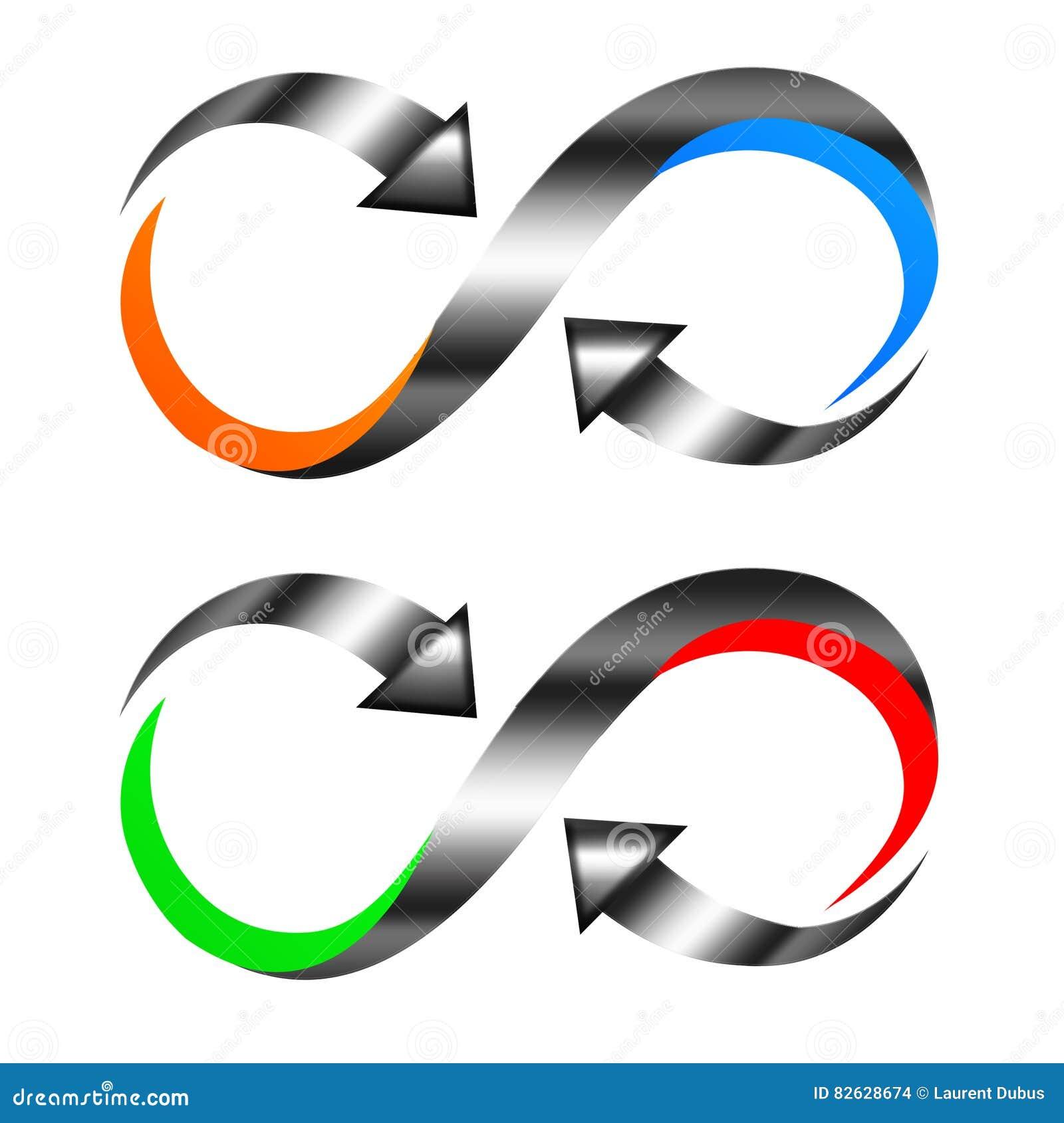 Infinity Symbol Stock Photo Illustration Of Infinity 82628674