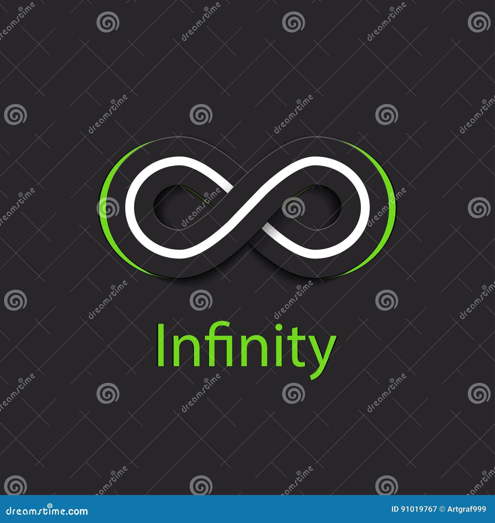 Infinity symbol logo vector illustration stock vector infinity symbol logo vector illustration biocorpaavc
