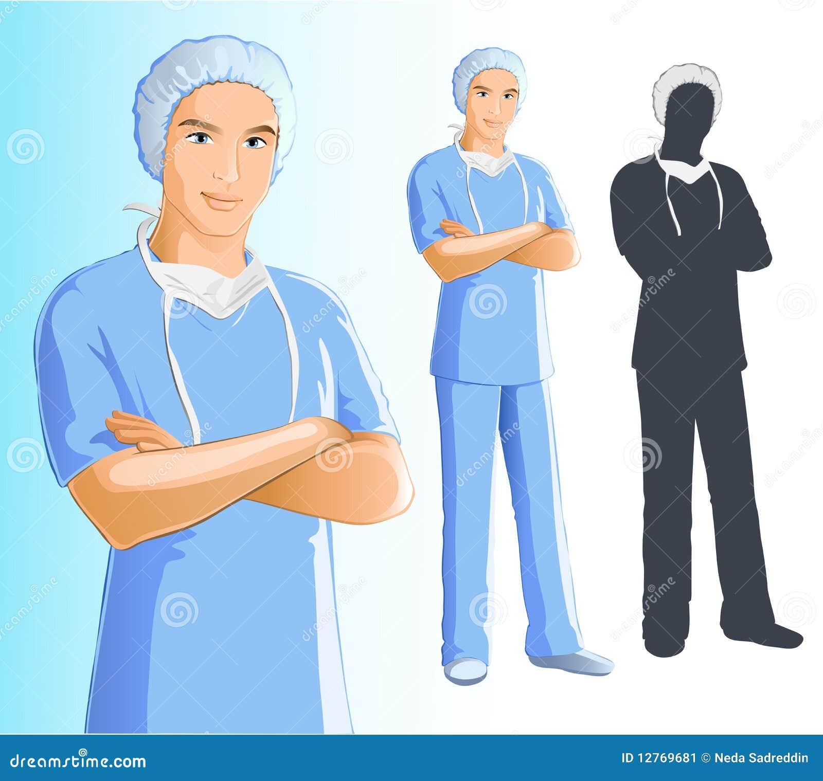 Infirmière (homme)
